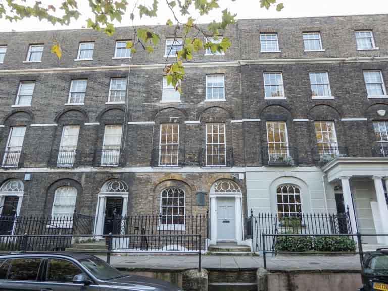 13385b0c5 8 Canonbury Square, Islington, London N1 2AU Samuel Phelps(Actor)(Photos  Taken: 23-Oct-2016)
