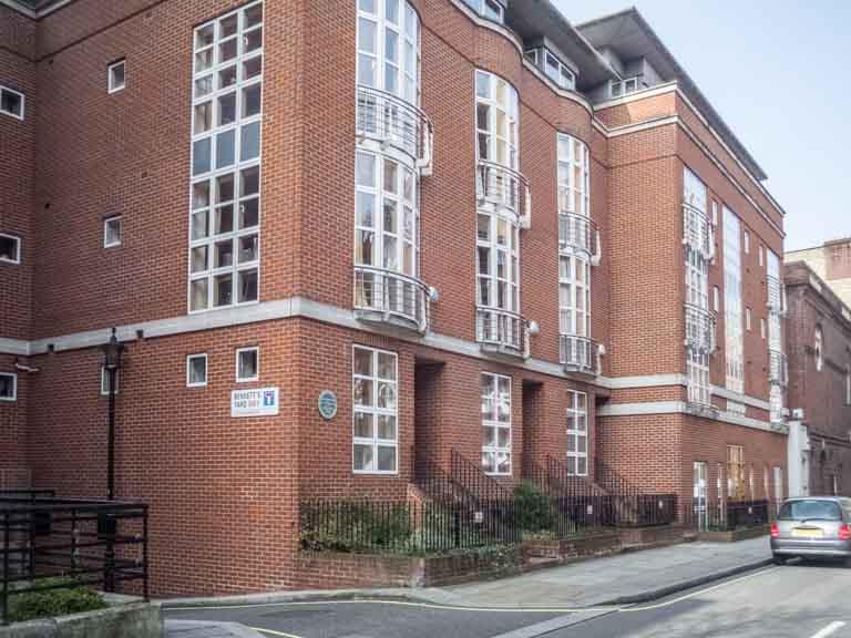 Bowers Way West Car Park