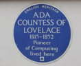 Ada, Countess of Lovelace (id=2)