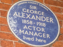 Alexander, Sir George (id=12)