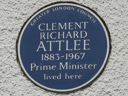Attlee, Clement (id=1826)