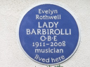 Barbirolli, Lady (id=58)