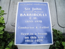Barbirolli, Sir John (id=60)