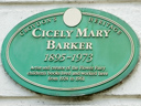 Barker, Cicely Mary (id=1532)