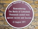 Battle of Lewisham (id=3231)