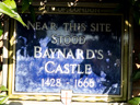 Baynards Castle Site (id=1858)