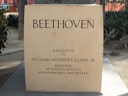Beethoven, Ludwig Van - Clark, William Andrews (id=3675)