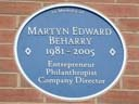 Beharry, Martyn Edward (id=4324)