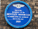 Bentley Motor Car (id=2809)