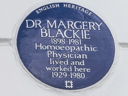 Blackie, Dr Margery (id=116)