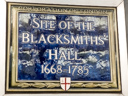 Blacksmiths Hall Site (id=1859)