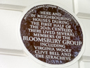 Bloomsbury Group - Woolf, Virginia - Bell, Clive - Strachey, Lytton - Strachey, Dorothy (id=121)