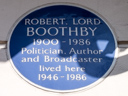 Boothby, Lord Robert (id=134)