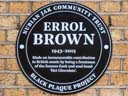 Brown, Errol (id=5701)