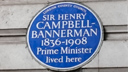 Campbell-Bannerman, Sir Henry (id=184)