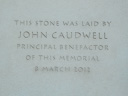 Caudwell, John - Bomber Command (id=4993)