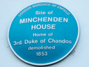 Chandos, Earl of (Brydges, James) - Michenden House (id=2691)