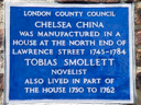 Chelsea China - Smollett, Tobias (id=210)