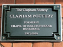 Clapham Pottery (Ingleton House Boys Home) (id=4450)