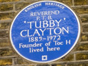 Clayton, Tubby - Toc H (id=229)