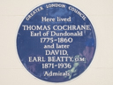 Cochrane, Thomas (Earl of Dundonald) - Beatty, David Earl (id=238)