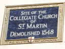 Collegiate Church of St Martin Site (id=1732)