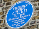 Creed, Frederick George (id=1670)