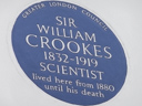 Crookes, Sir William (id=269)