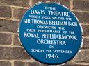 Davis Theatre - Beecham, Sir Thomas - Royal Philharmonic Orchestra (id=2204)