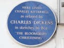 Dickens, Charles - Charles Kitterbell (A Bloomsbury Christening) (id=2492)
