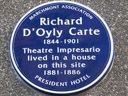 D'Oyly Carte, Richard (id=3595)