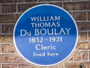 Du Boulay, William Thomas (id=339)