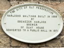 Ebenezer William Harlocks Maltings (id=2501)