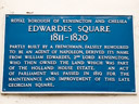 Edwardes Square - Edwardes, William (2nd Lord Kensington) (id=2755)