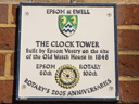 Epsom Clock Tower (id=3237)