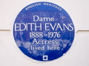 Evans, Dame Edith (id=373)