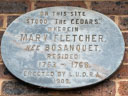 Fletcher, Mary Bosanquet (id=4726)
