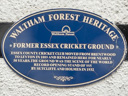 Former Essex Cricket Ground - Sutcliffe, Herbert - Holmes, Percy (id=2966)