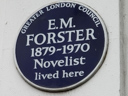 Forster, E M (id=1254)