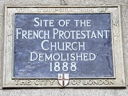 French Protestant Church, Site of (id=419)