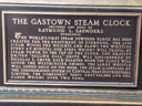 Gastown Steam Clock - Saunders, Raymond L (id=4176)