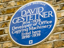 Gestetner, David (id=1851)