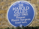 Gillies, Sir Harold (id=451)