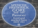 Gore, Spencer Frederick (id=2541)