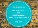 Greenwich Town Hall (id=2132)