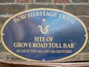 Grove Road Toll Bar (id=4581)