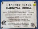 Hackney Peace Carnival Mural - Walker, Ray (id=4531)