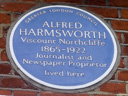 Harmsworth, Alfred (Lord Northcliffe) (id=499)