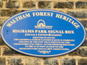 Highams Park Signal Box (id=3075)