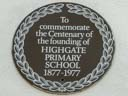 Highgate Primary School (id=3864)
